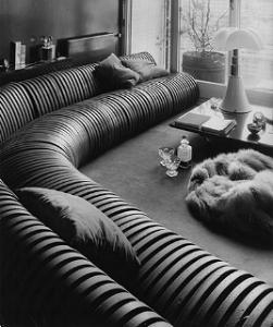 Serpentone Couch. 1971