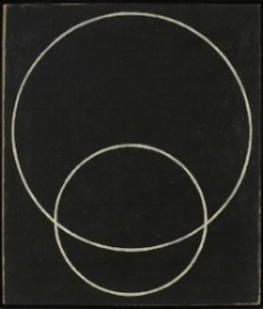 construction no. 127 (two circles). 1920