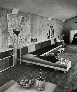 Casa Sert. Locust Valley, Long Island, NY.1949
