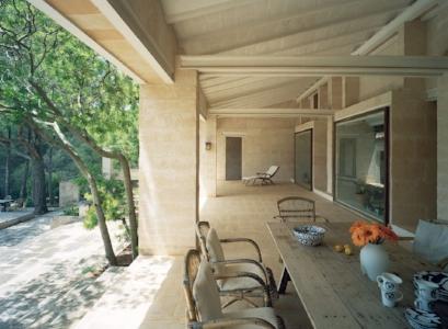 Private Residence in Majorca. 1994
