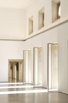 Museum of Fine Arts of Granada, by Antonio Jiménez Torrecillas, completed 2008