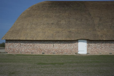 Manor Barn Culture House by Praksis Architects. 2011