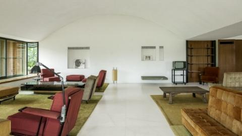 Casa la Ricarda. 1953-63