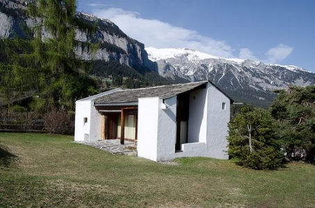 Rudolf Olgiati_G. Shaefer House