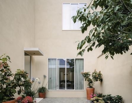 Villa Bogenhausen Munich, Mark Randel for David Chipperfield Architects