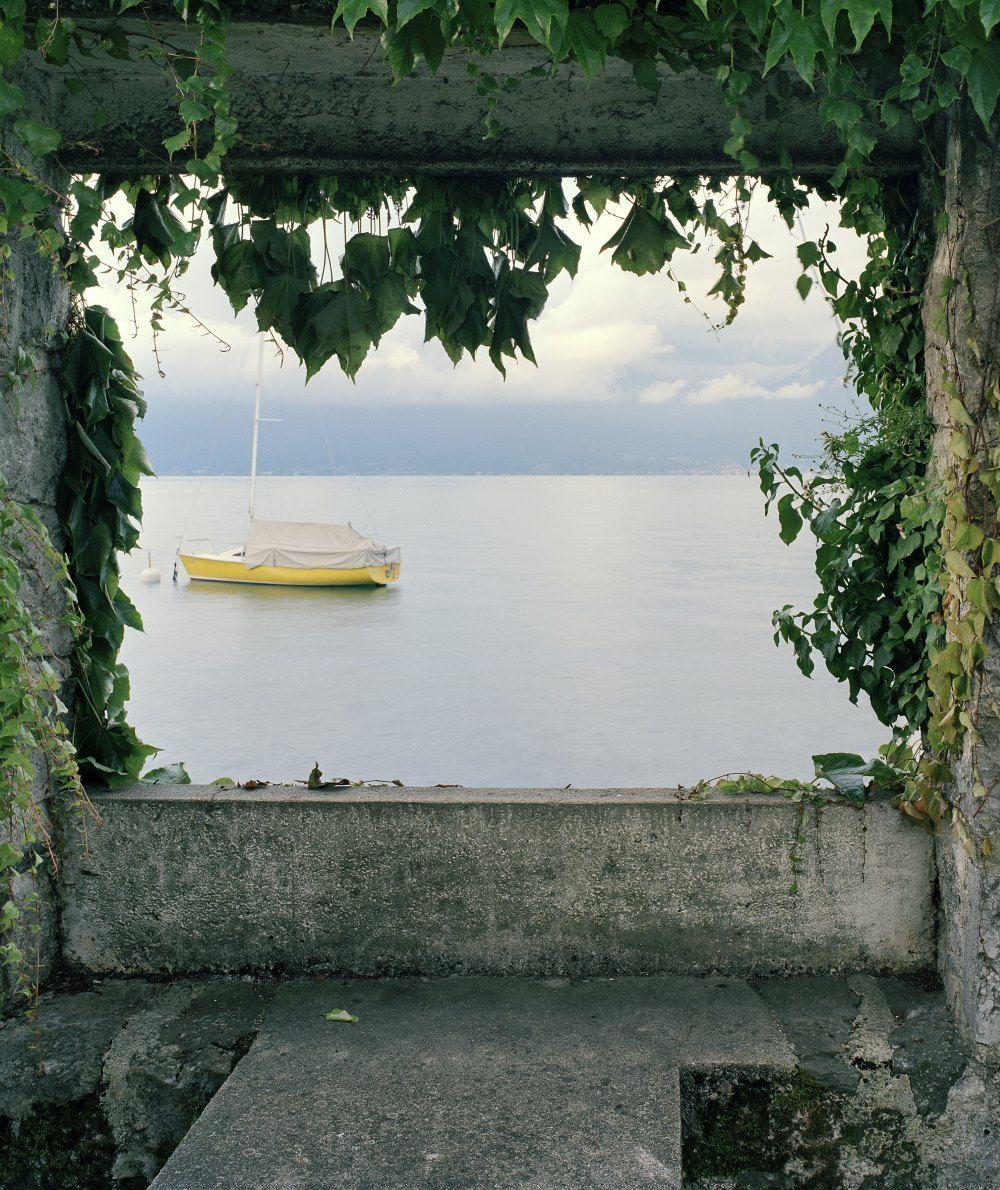 Villa Le Lac, Lake Geneva, 1923