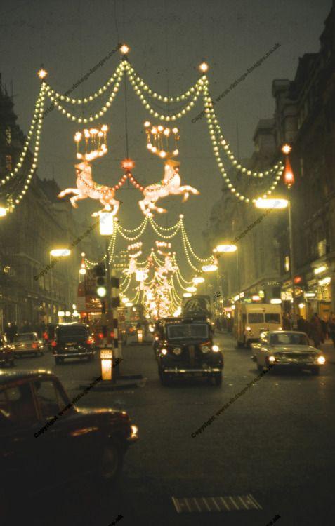 Oxford Street, London, 1962