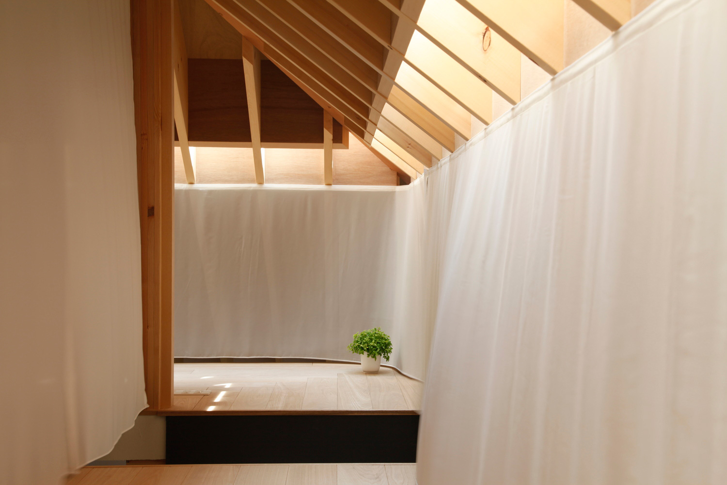 Wengawa House, Japan. By Katsutoshi Sasaki and Associates, 2015