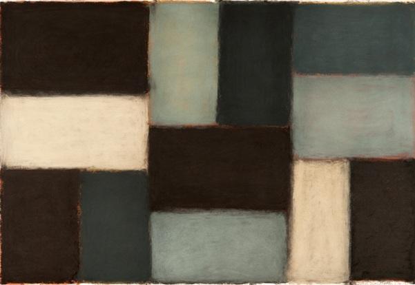 Doric (Pastel) 3.24.12, 2012