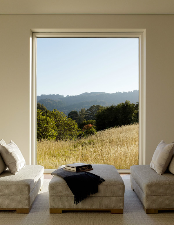 Portola Valley Barn, Santa Cruz Mountains, by Walker Warner Architects, completed 2014