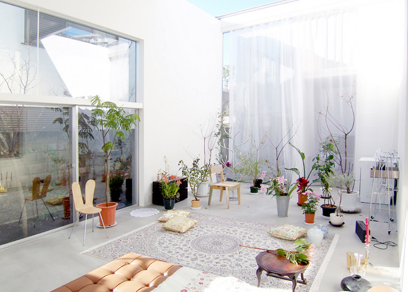 Garden and House, Tokyo, Japan, by Ryue Nishizawa of SANAA, completed 2009 Photography by Iwan Baan