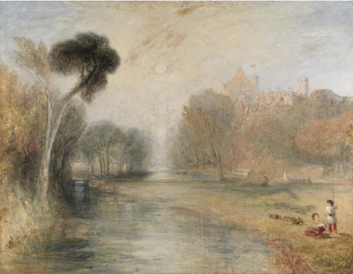 Schloss Rosenau, Coburg, 1841-1844