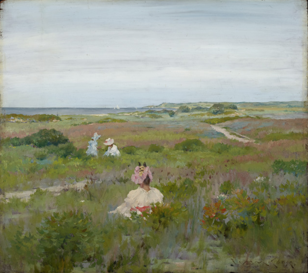 Landscape: Shinnecock, Long Island, ca. 1896