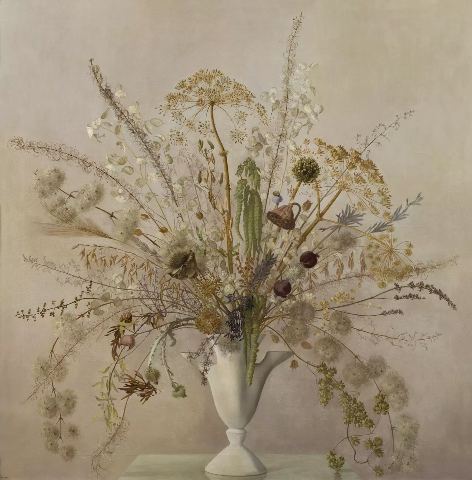 Nature Morte, 1937, by Hannah Gluckstein