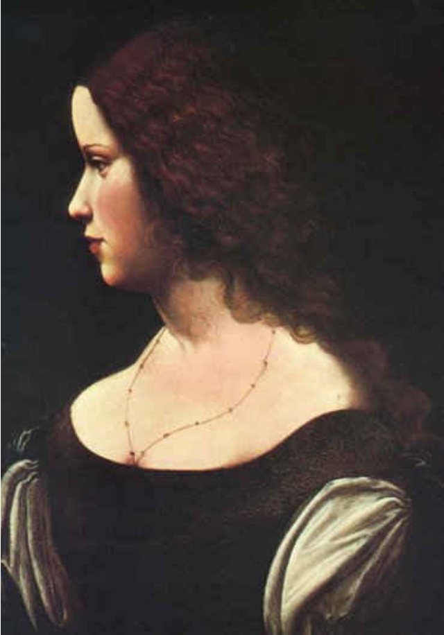 Portrait of a Lady, ca. 1500