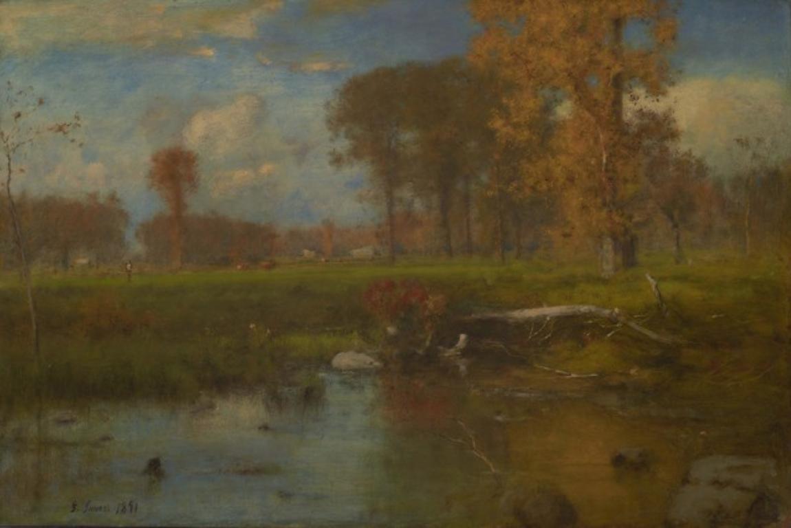Spirit of Autumn, 1891