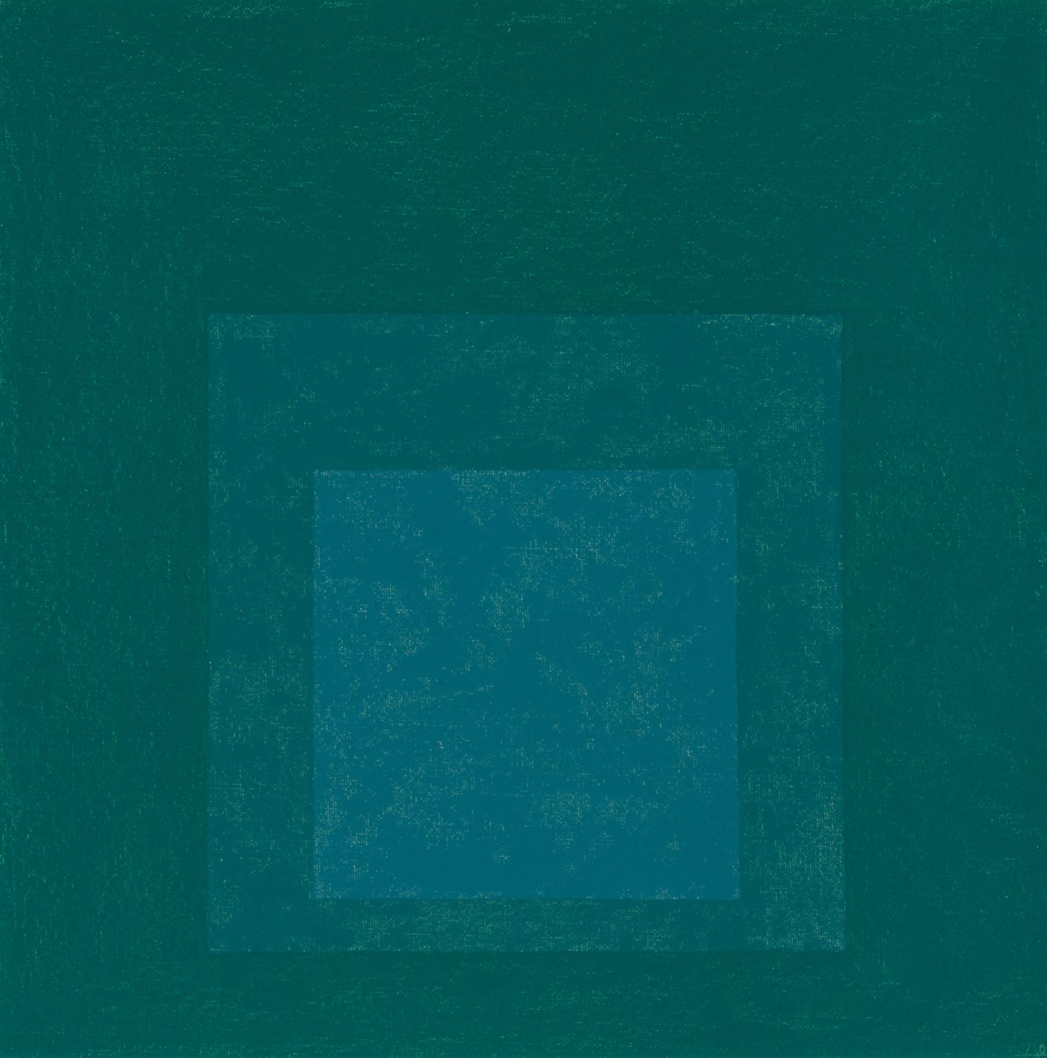 Study for Homage to the Square, 1964