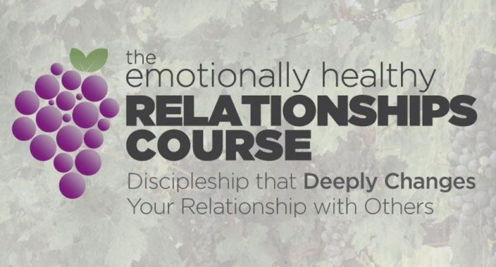 Emotionally Healthy Relationships (EHR) Course, Tuesdays from 6-8pm starting September 24th.  In this eight-session immersive study, you will discover practical skills to move forward in your spiritual journey while growing into an emotionally and spiritually mature follower of Jesus. We will meet each Tuesday from 6-8pm starting September 24th- November 12th. Cost is $25.