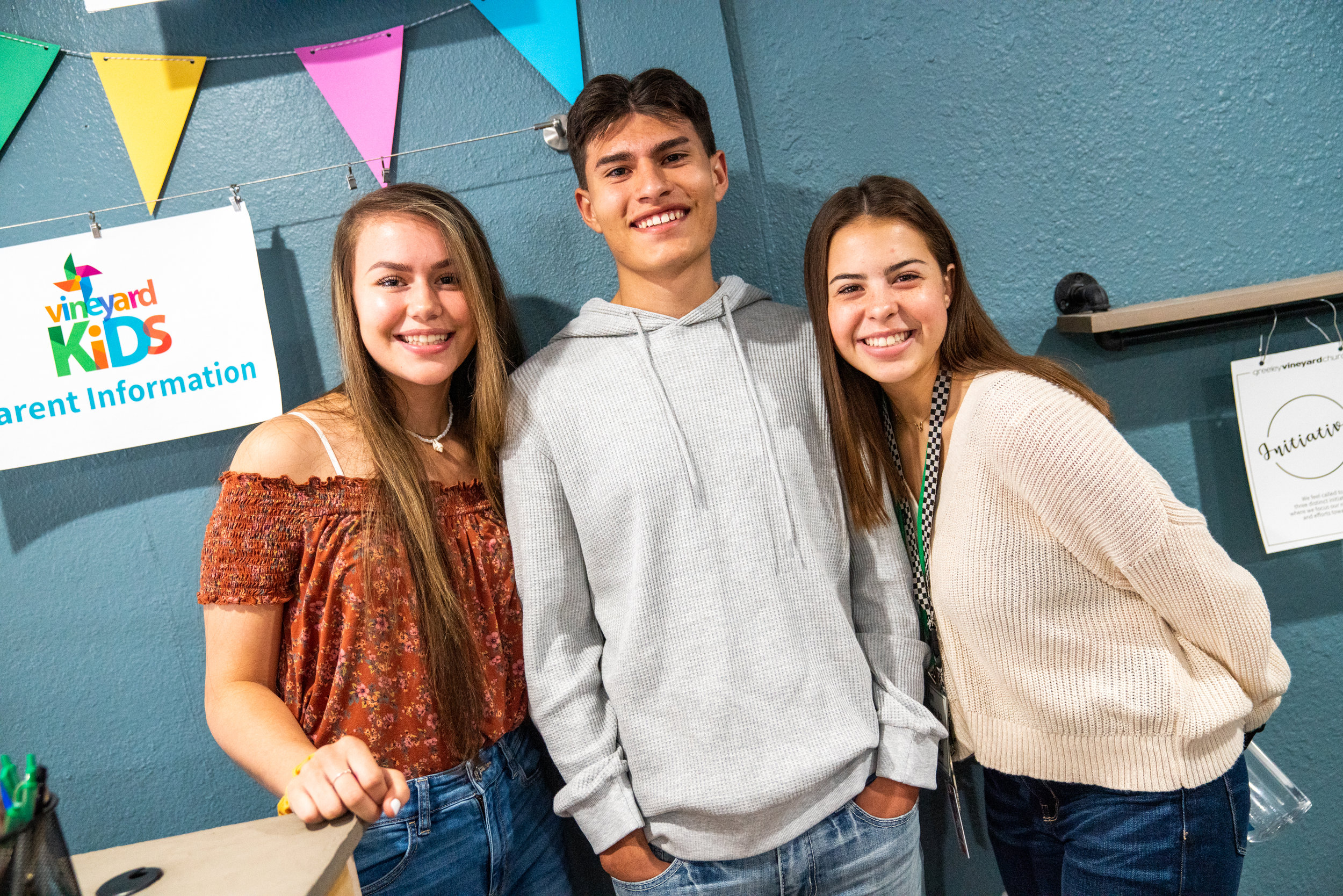 HIGH SCHOOL - GRADES 9-12WEDNESDAYS at 7PM