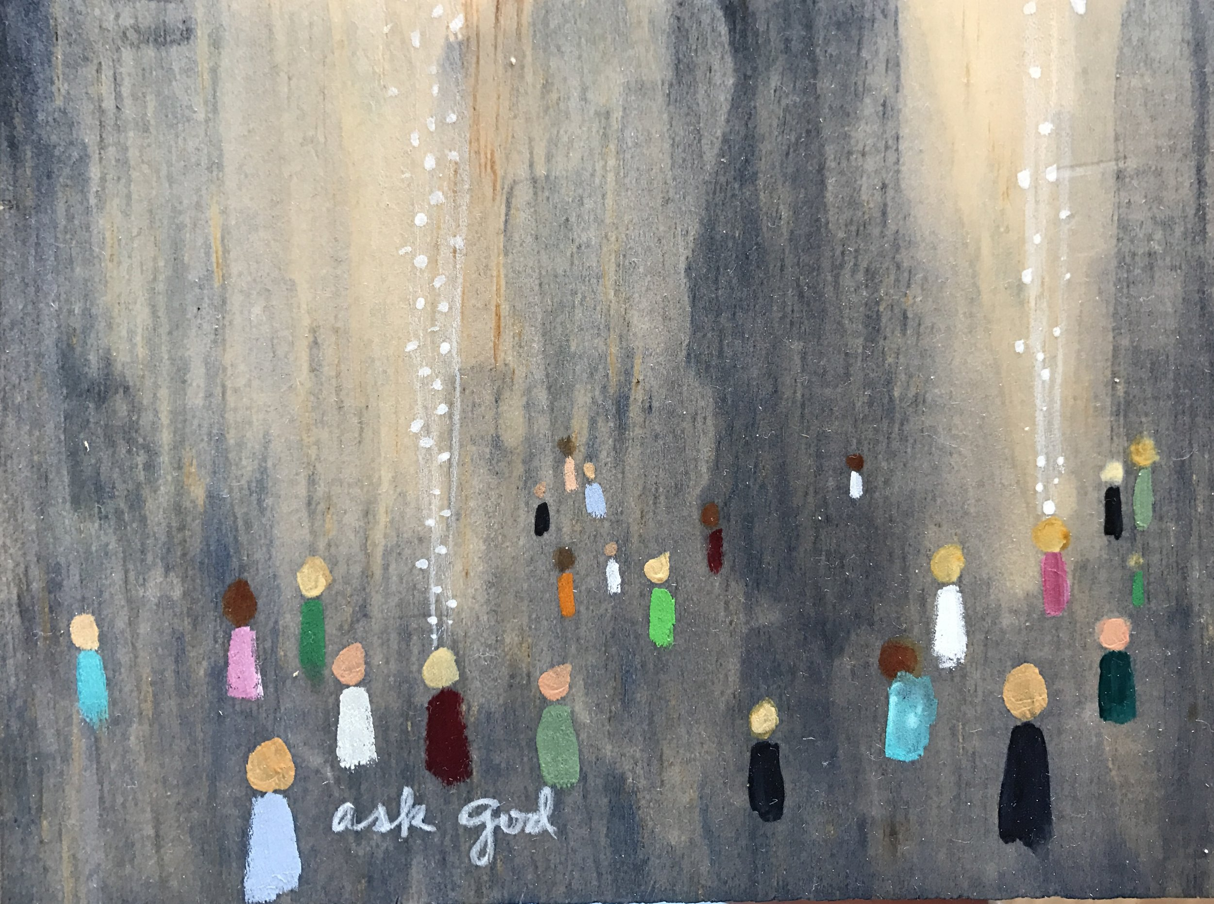 ask god IV