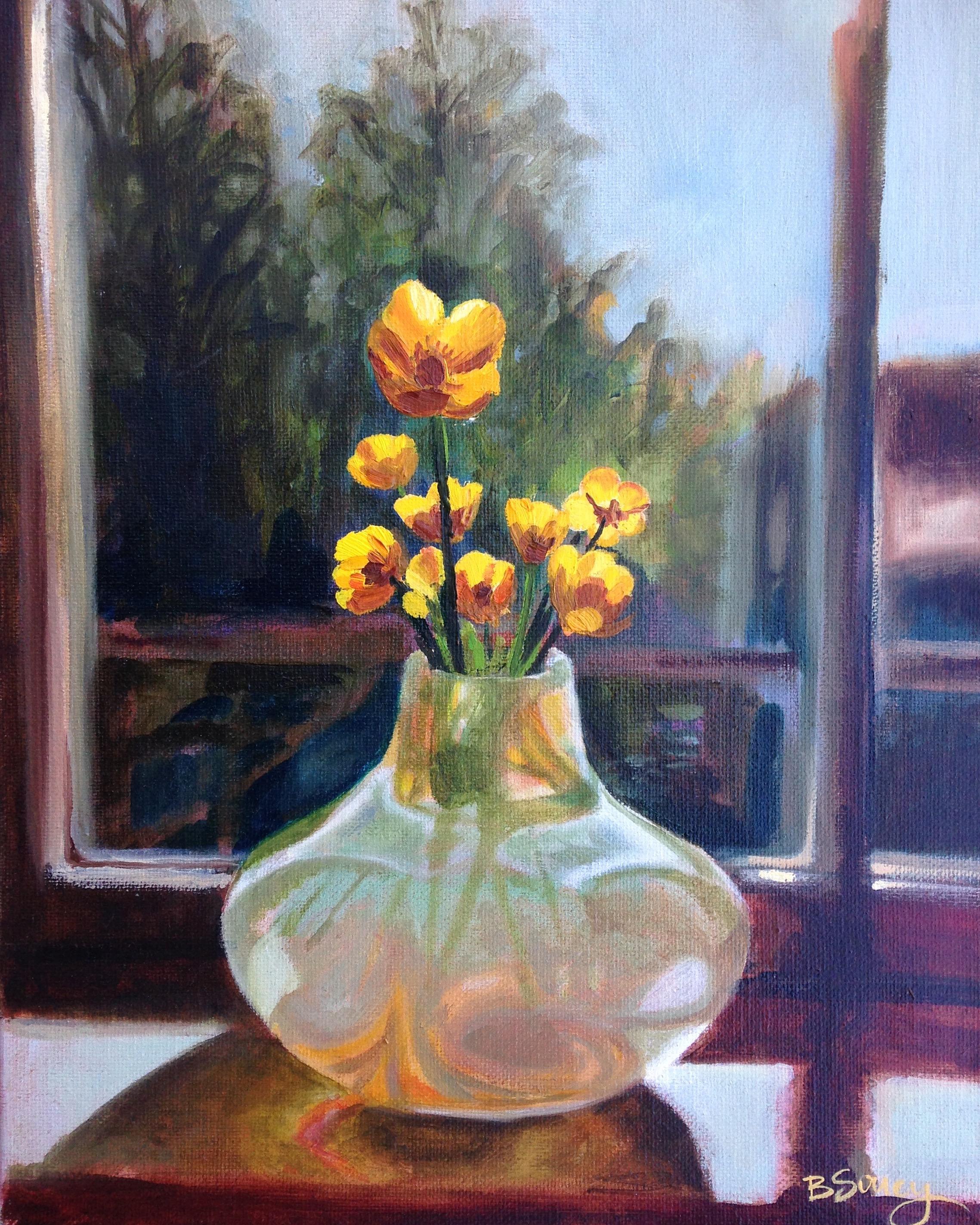 buttercup bouquet