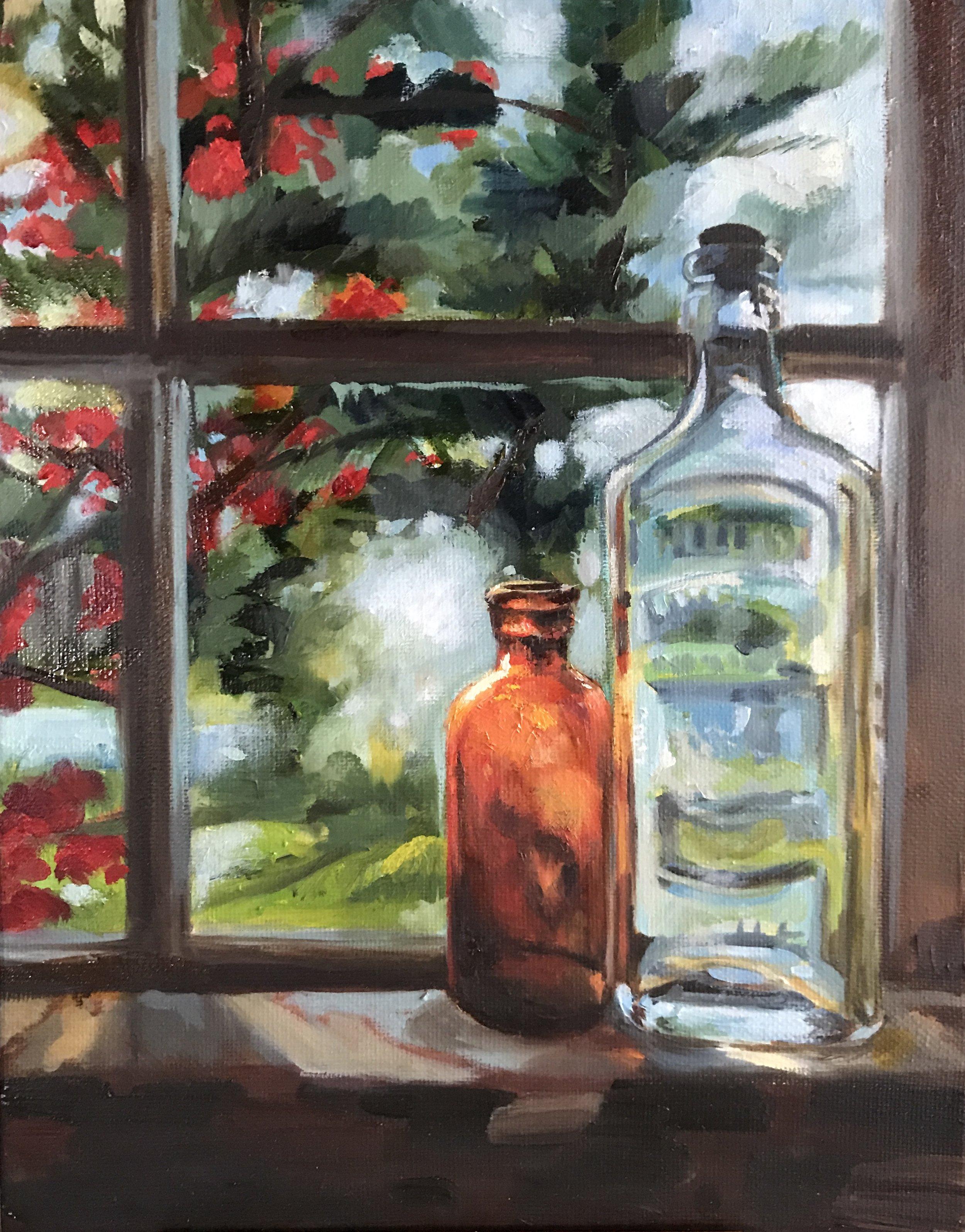 Bottle Meditation