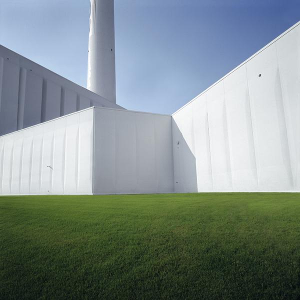 Daniel Mirer   Power Plant White Walls,  Atlanta, Georgia