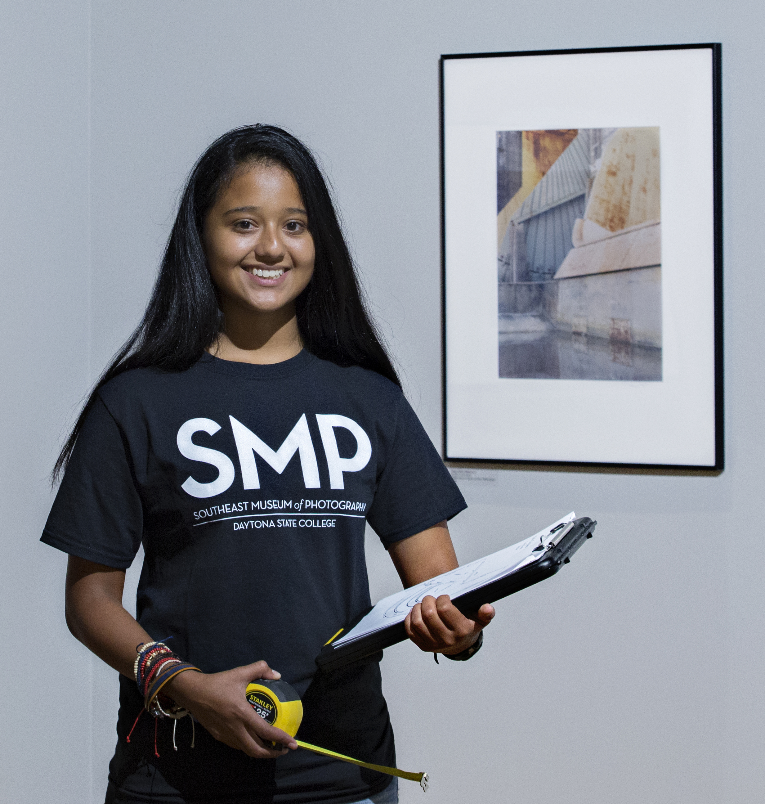 UNCRATED   Project Team Leader  and Mainland High School Student Sofia Rivera is pictured above.
