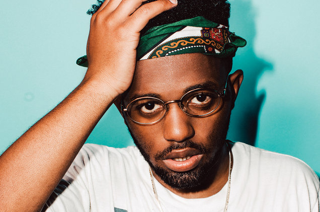 """Atlanta rapper MadeinTYO, 24, makes his Hot 100 debut with first single """"Uber Everywhere."""" ROGER KISBY/GETTY IMAGES PORTRAIT"""