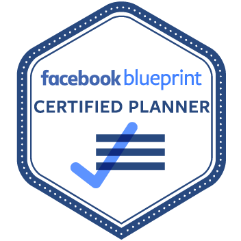 Facebook Blueprint Certified   Facebook's highest level of advertising certification