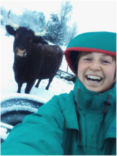 Caitlin Kelly   Caitlin Kelly worked for us in the winter of 2014, our second Adirondack Semester Intern, and a trooper in the cold!  Read about her experience at RRF on the  Essex on Lake Champlain Blog .