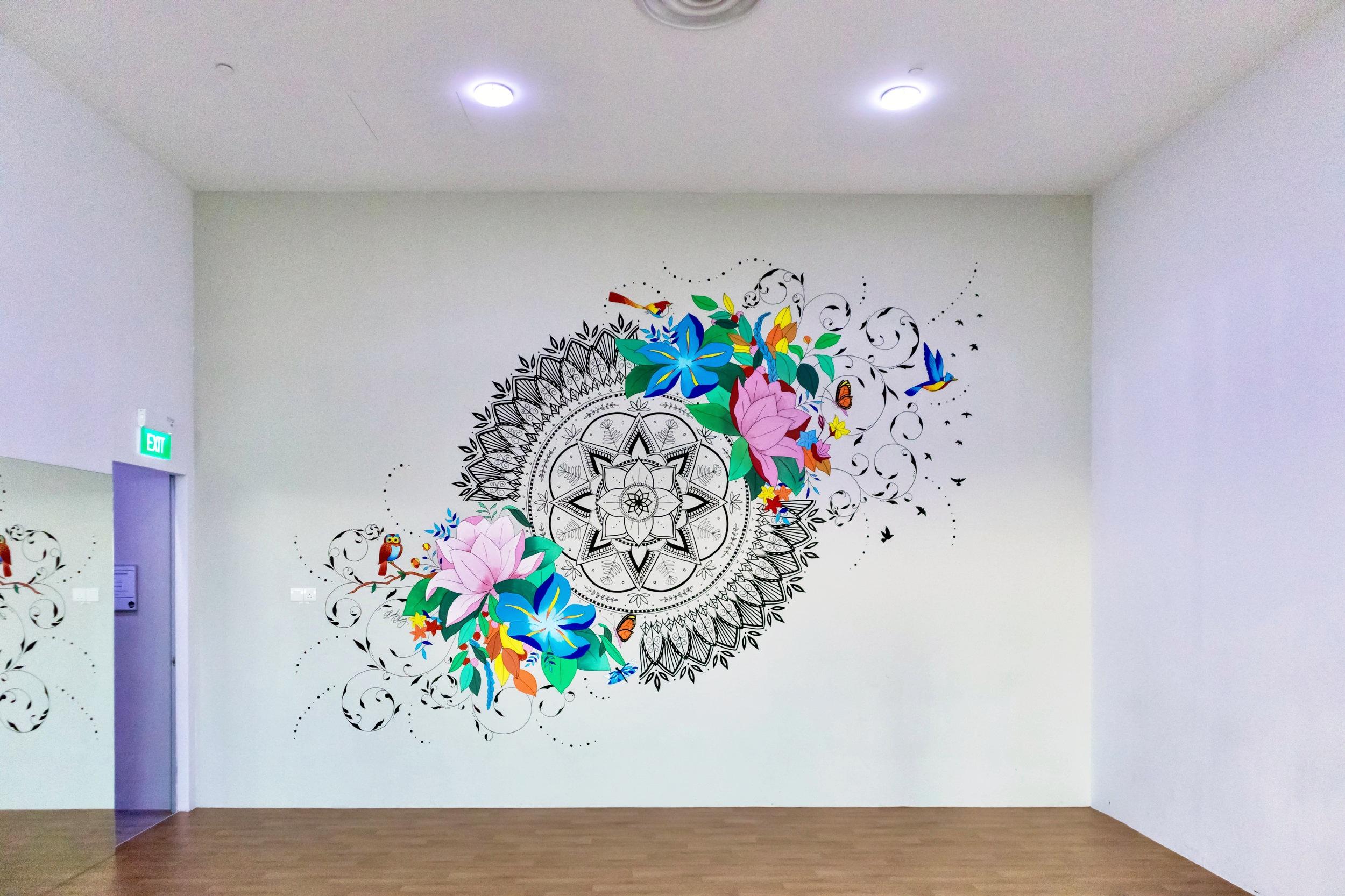 Fit+Eleven+Mandala+Modern+Florals+Wall+Mural+Singapore.jpg