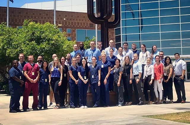 Sending out a ⭐️BIG⭐️ AZANA welcome to the Midwestern University Master of Science in Nurse Anesthesia CRNA Class of 2021! Work hard & stay humble. We believe in you. We love our students! #AZANA #CRNA #SRNA