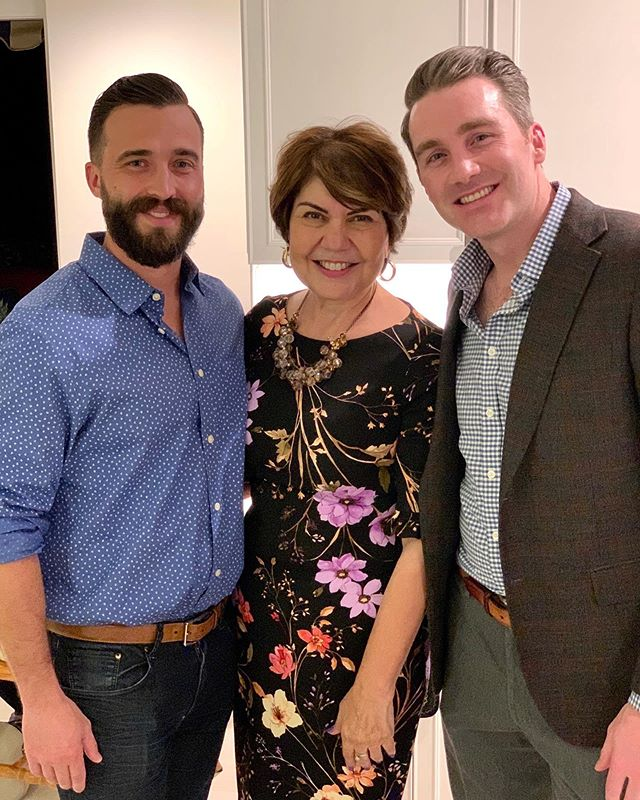 AZANA Ex-Officio President Shaun Ferrie and member Chase Sossamon attended a PAC fundraiser for State Representative Charlene Fernandez. We strongly value our relationships with our local legislators. Thank you Representative Fernandez! #AZANA #CRNA