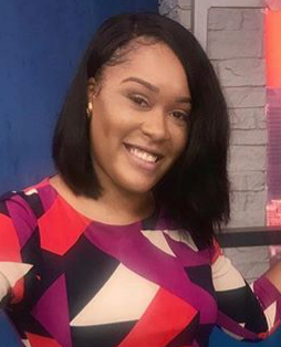 """TRADIA - RADIO PERSONALITY, STREETZ 103.3, NORTH CAROLINA""""I can continue the movement of united women on air worldwide, while also giving young girls the opportunities I never received while chasing a dream!"""""""