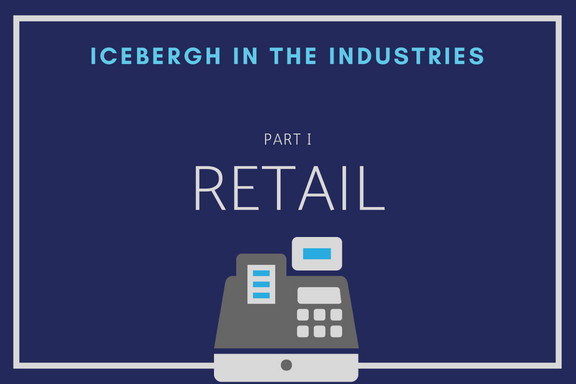 Icebergh in Retail