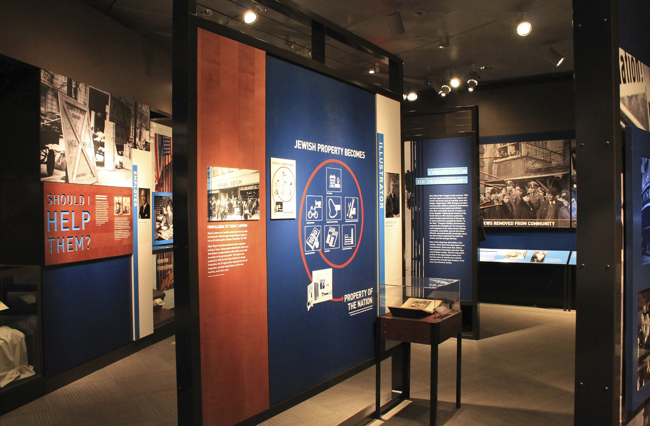 National Holocaust Memorial Museum