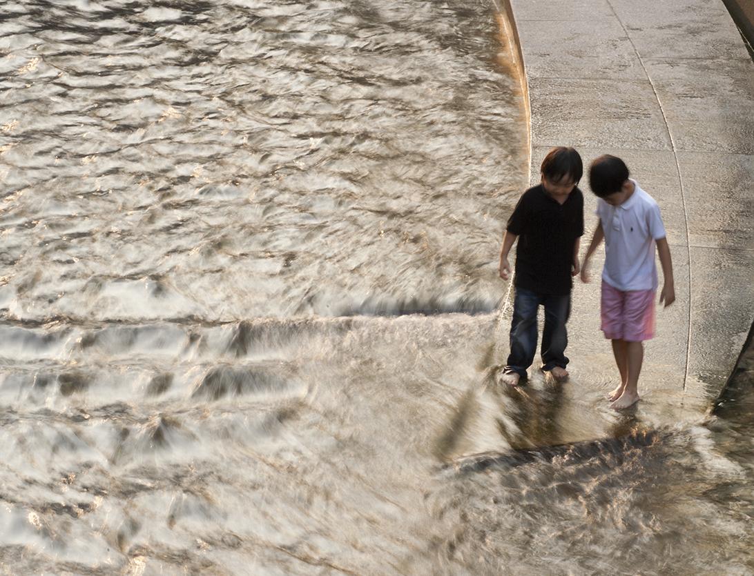 Chongae River Restoration