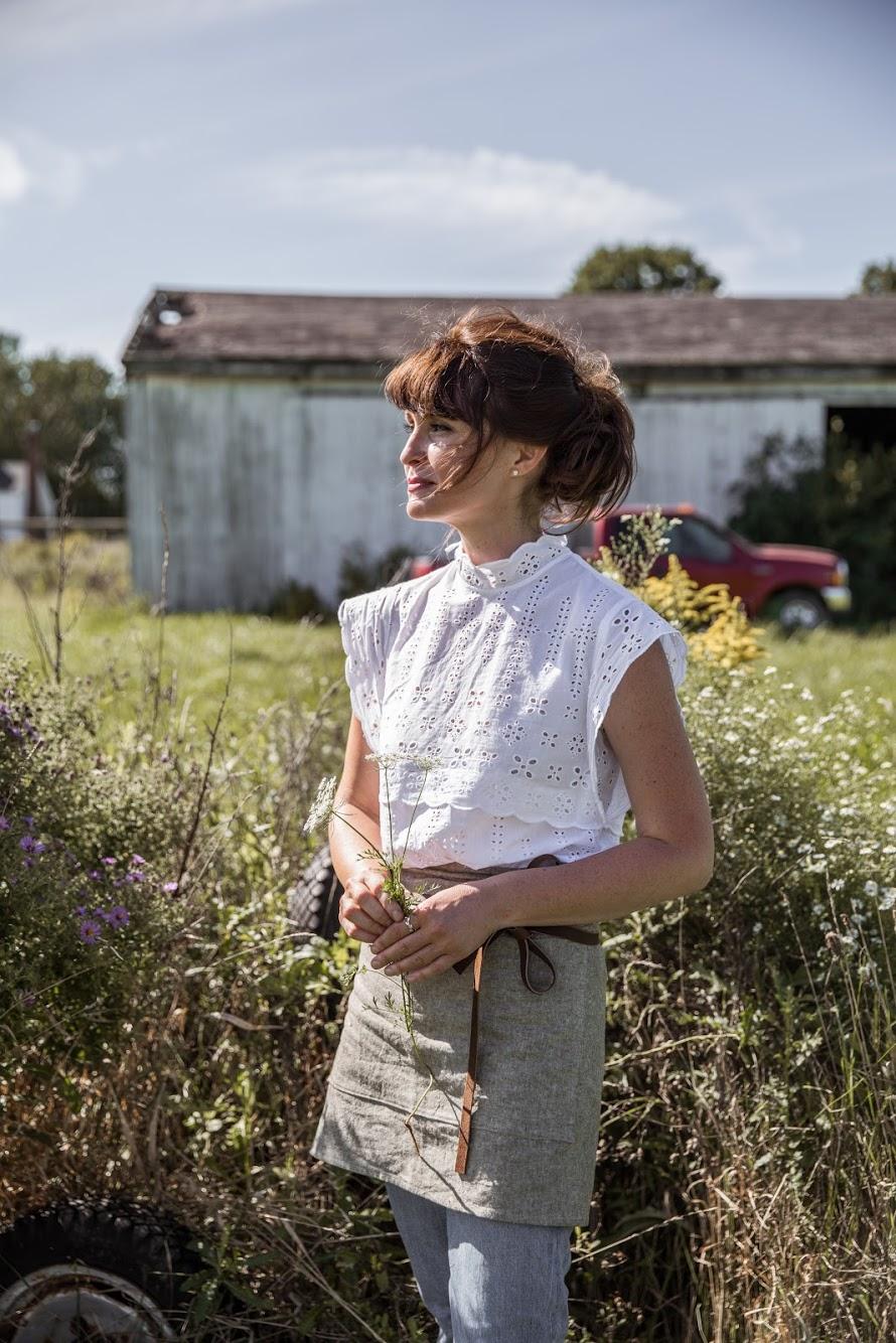 Jennifer Thornton, Owner and Educator of Buttercream & Olive Oil