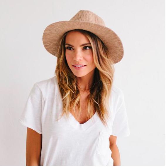 Eve Beige Floppy Hat - Sale price $30.80, Regular $38