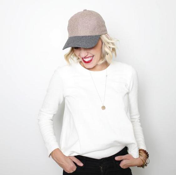 Whitney Baseball Hat - Sale Price $22.40, Regular $28