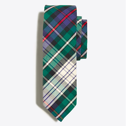 Plaid Oxford Tie - Sale $5.99, Regular $44.50