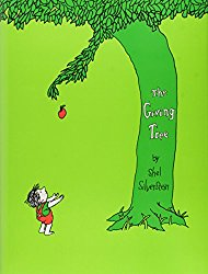 The Giving Tree: Sale $8.31, Regular $17.99
