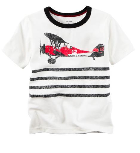 Airplane Graphic - Sale $5, Regular $14