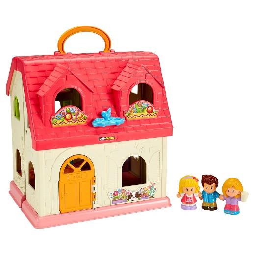 Little People Surprise & Sounds Home: $25.49