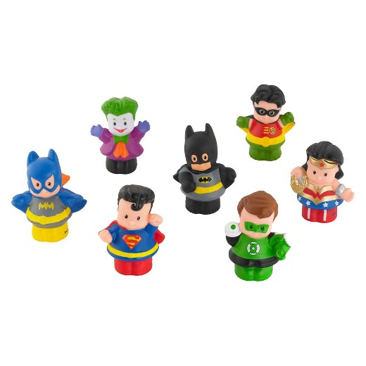Little People DC Characters: $19.99