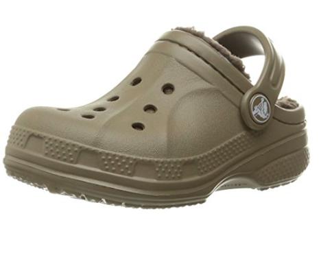 Crocs Winter Clogs - Sale $5.13 (size 8-9 Toddler), Regular $18