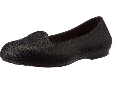 Crocs Eve Sparkle Flat - Sale $5.79 (size 9 girls), Regular $18.99