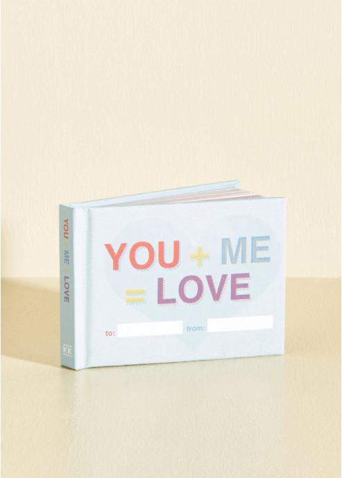 You + Me = LOVE - Sale $3.99, Regular $11.99