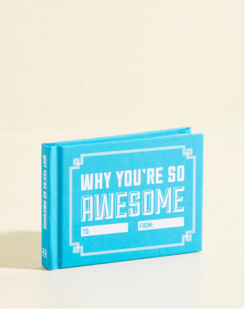 Why You're So Awesome - Sale $3.99, Regular $11.99